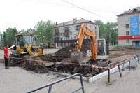 комфортная городская среда - реконструкция площади Блюхера